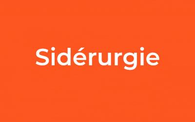 Sidérurgie