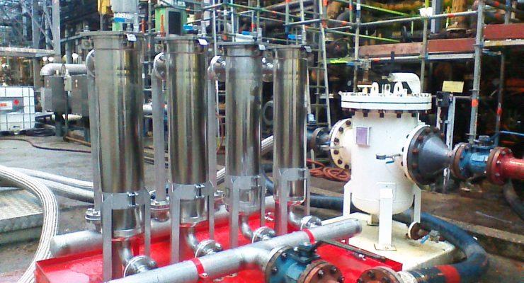 Lavage chimique : efficacité et rapidité