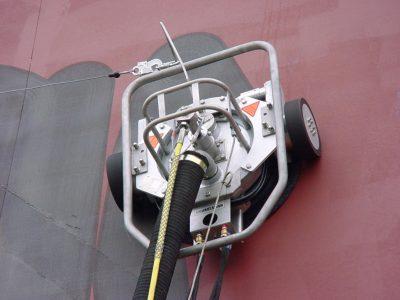 robot spiderjet 3000 bar