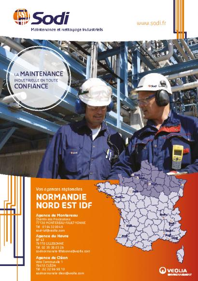 Normandie – Nord est – Ile de France