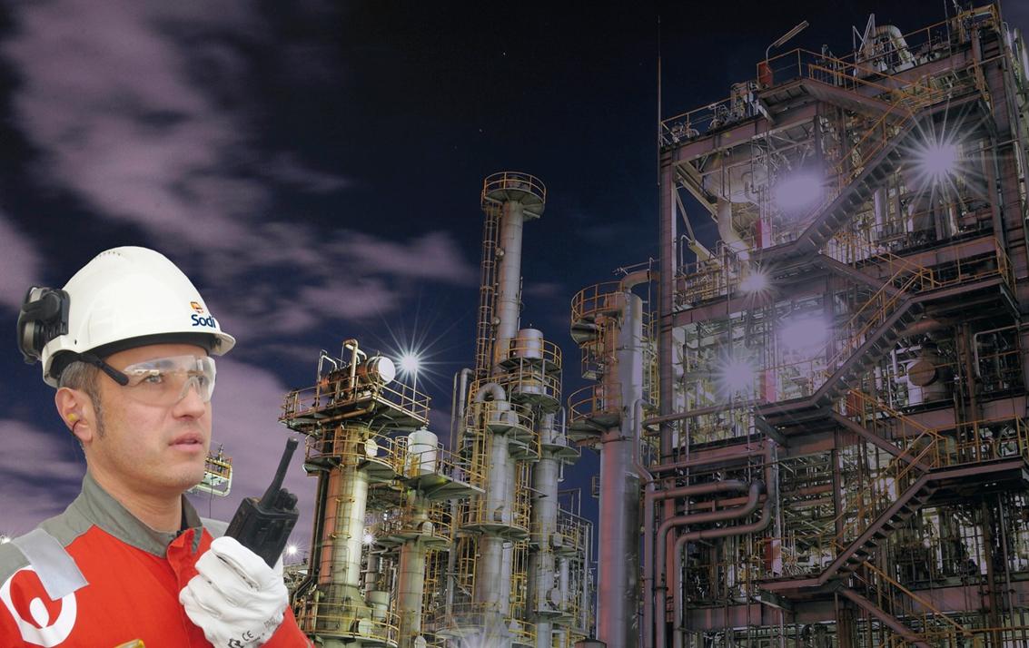 Arrêt industriel DPA