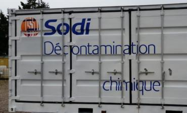 Décontamination chimique