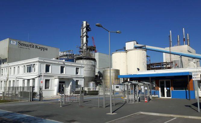 Arrêt industriel