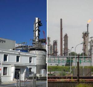 Arrêt industriels